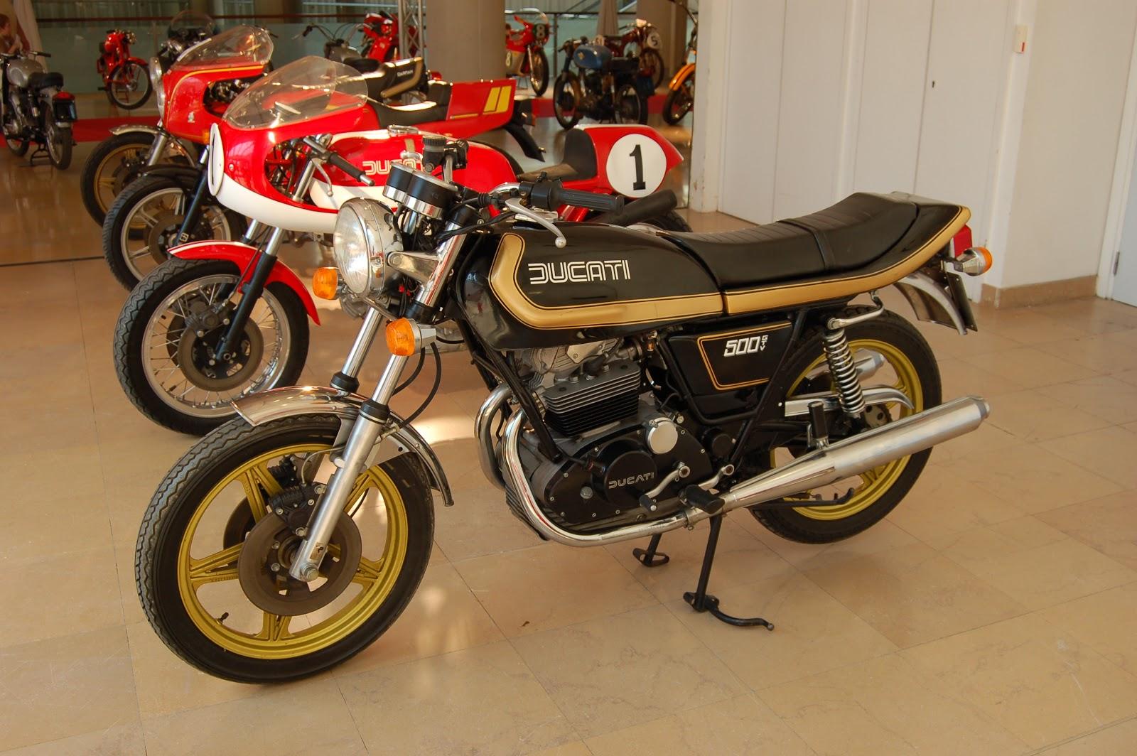 Ducati Parallel-twins