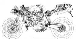 916 cutaway