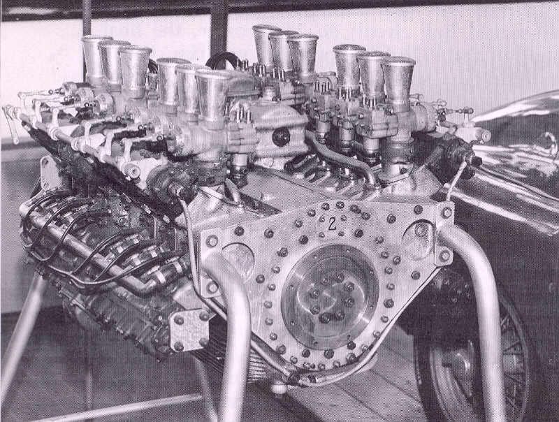 Alfa romeo tipo 160