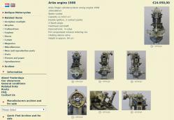 Aries engine