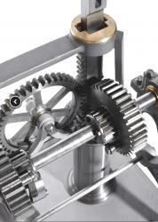 B m gears