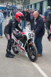 Bob brown development ducati tt broadford bike bonanza apr 2014