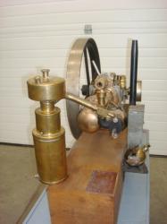 Daimler 1883 engine 1
