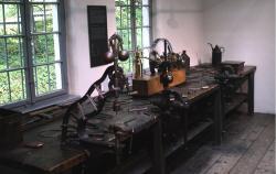 Daimler workshop