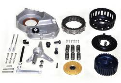 Dry clutch kit components v1