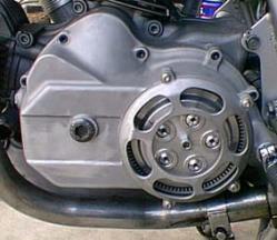 Ducati clutch