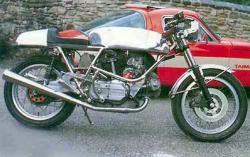 Ducati rickman metisse 1