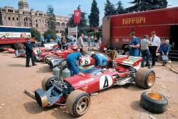 Ferrari 312b spain 1971 by f1 history d5cxms2