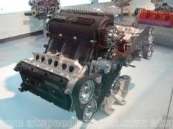 Ferrari type f135 12 6 cylinder engine 2