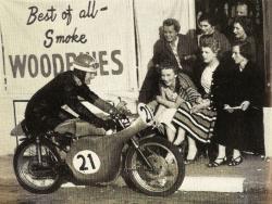 Hailwood 125cc paton 1957 tt