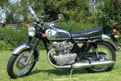 Honda cb 450 dohc 2
