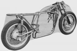 Honda frame