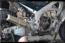 Honda motogp 2014 malaisie sepang test 1