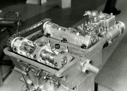 Lynton 500 engine