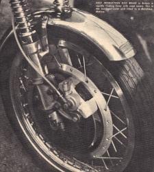 Lyster brake