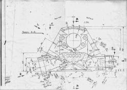 Merlin dg11 plano culata seccionado