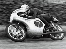 Mike hailwood 125 honda 1961 tt