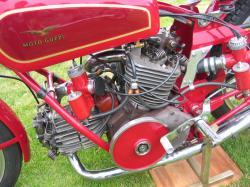 Moto guzzi 500 v2