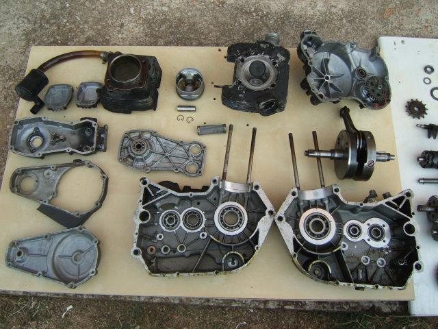 Mtv 410 engine