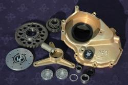 Red fox tt2 ncr dry clutch kit 1