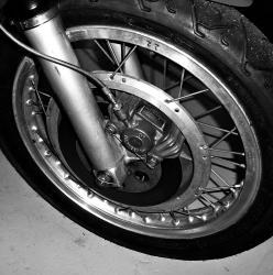 Rickman disc brake 1