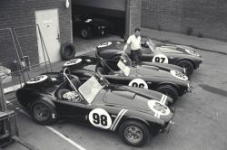 Shelby workshop
