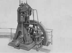 Sulzer diesel 1898