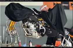 Yamaha a 01 motogp 2014 malaisie sepang test 1