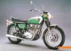 Yamaha xs 650 e 08